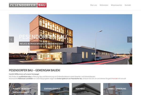 Pesendorfer-Bau