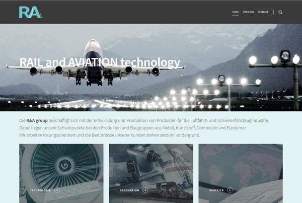 Rail and Aviation technology